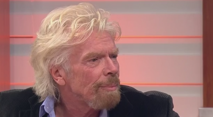 Richard Branson Calls For Brexit Re-Vote: In Business, If You Realize You've Made A Bad Decision, You Change It