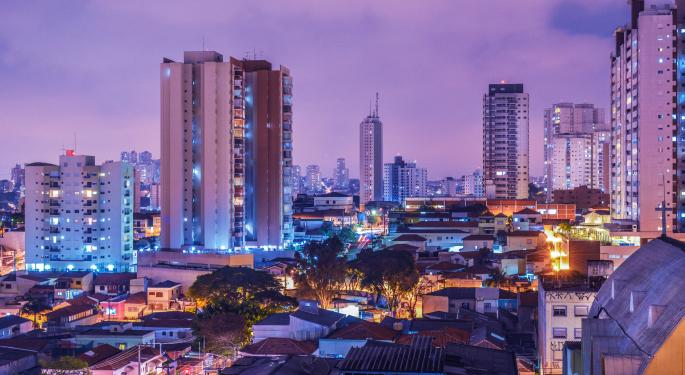Traders Embrace Brazilian Uncertainty With This ETF