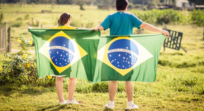 May Inflation In Brazil Hits Highest Point In 20 Years