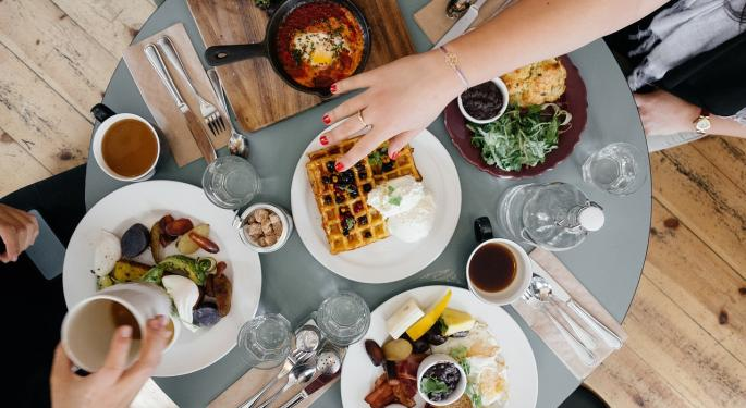 Deflation Could Be Coming To Casual Dining