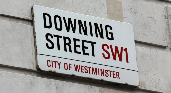 UK PM Johnson Battles To Push Brexit Deal Through