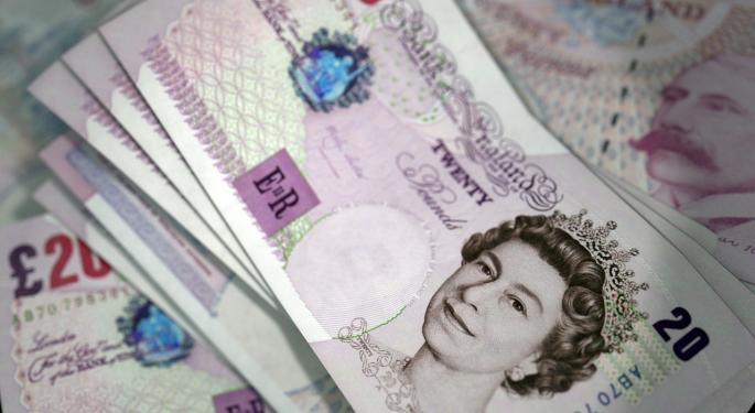GBP/USD Forecast: Sterling Rises to December 10 High at Year's End