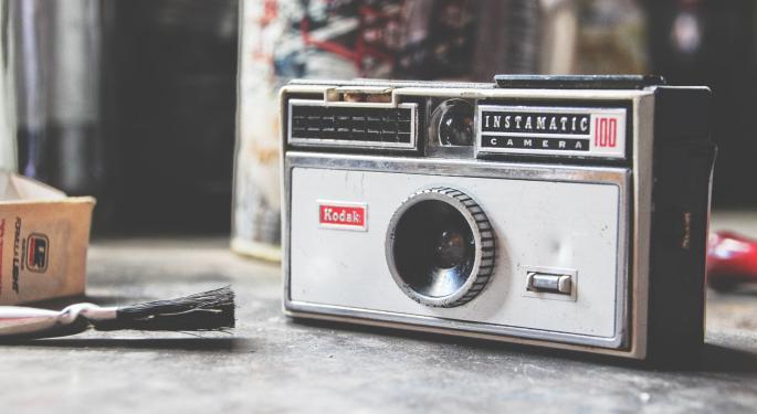 Kodak Shares Up 31% On Hedge Fund Stake Disclosure