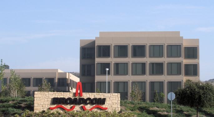Why Broadcom Will Likely Be A Big Winner From Apple's iPhone Launch