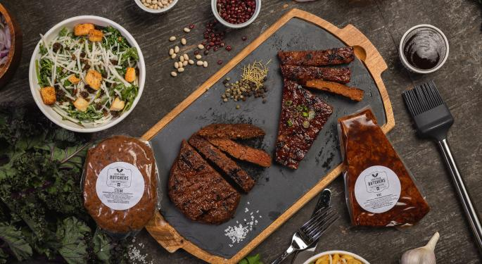 Exclusive: The Very Good Food Company's CEO On Plant-Based Growth, Why 2021 Is A 'Huge Scale Up Year'