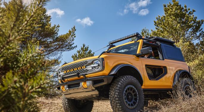 The Ford Bronco Is Back: What You Need To Know About Pioneering SUV's Return