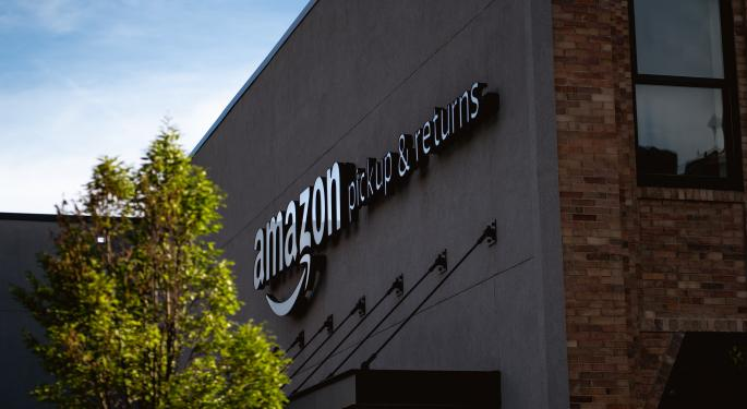 Amazon Posts Self-Delivery Record In July, Consultancy Says