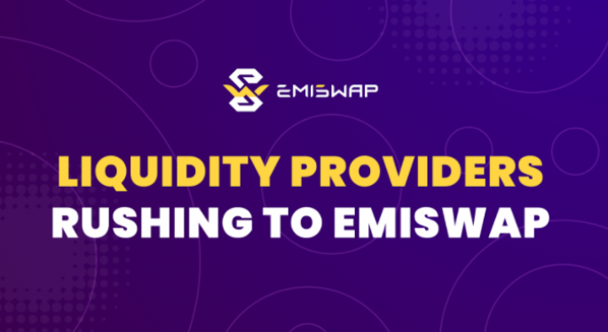 EmiSwap Aims To Attract Liquidity From Top Pools Via Plethora Of Rewards For Users
