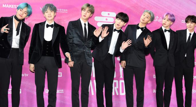 BTS Band Members See 'Spring Day' As Label Makes 'Dynamite' IPO Debut
