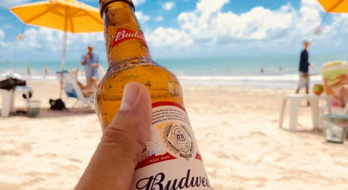 La matriz de Budweiser cae tras resultados estelares del 2T