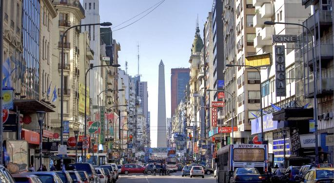 A Glimmer Of Hope During A Bad Month For The Argentina ETF