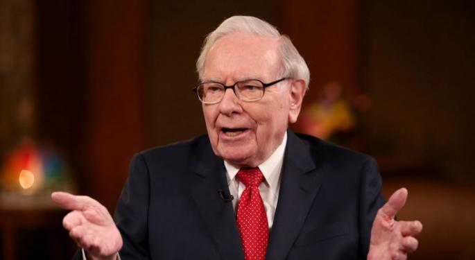 Warren Buffett's Warning: 'Bonds Are Not The Place To Be These Days'