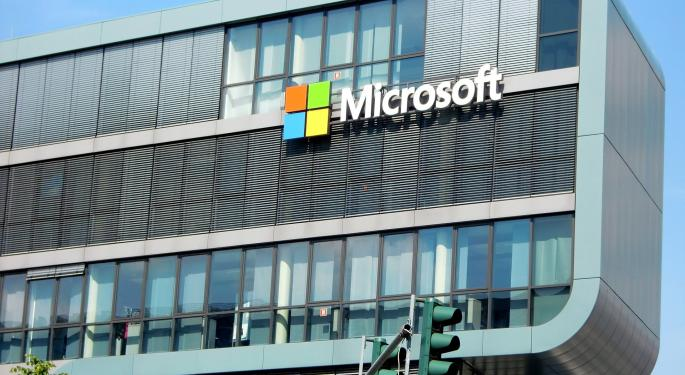 Microsoft Reports Q4 Earnings Beat, Cloud Revenue Up 17%