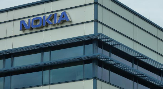 Raymond James Upgrades Nokia, Cites Improved Wireless Spending Trends