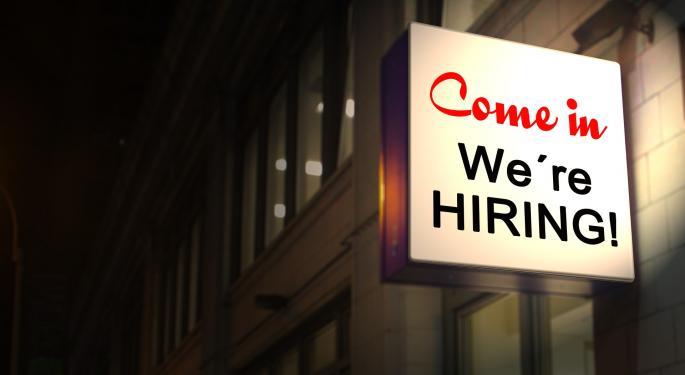 Septiembre sumó solo 194.000 empleos en EE.UU.