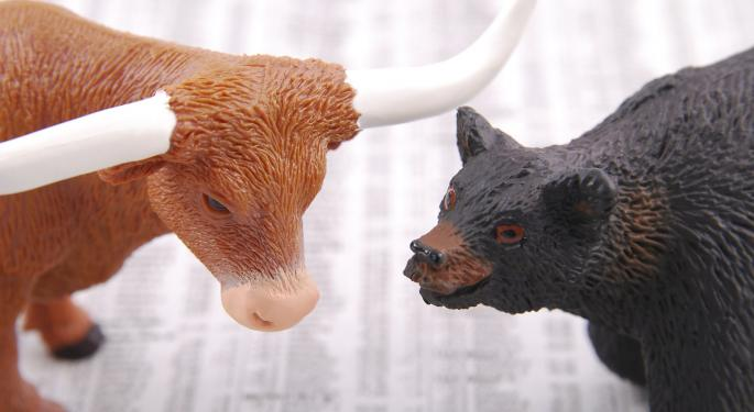 Benzinga's Bulls & Bears Of The Week: Bristol-Myers, GE, Target, Under Armour And More