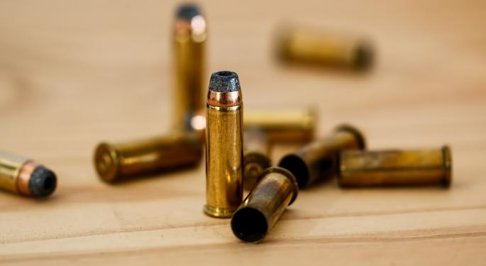 Why AMMO's Stock Is Trading Higher Today