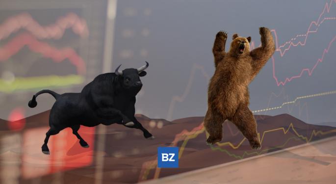 Los toros y osos de la semana de Benzinga: Coinbase, Netflix y más