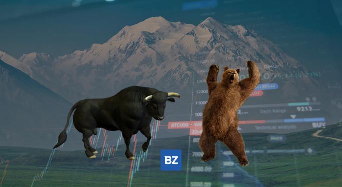 Los toros y osos de la semana de Benzinga, 27/09/2021