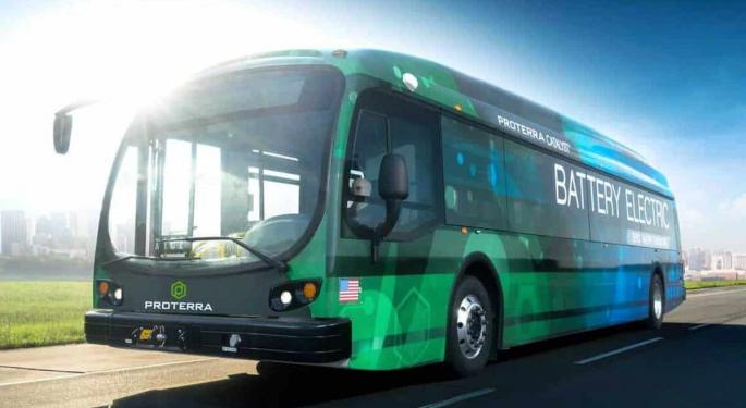 North American Electric Bus Leader Proterra SPAC Deal: What Investors Should Know