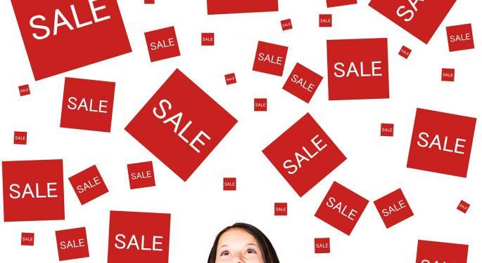 Deutsche Goes Shopping For Discount Retailer Stocks