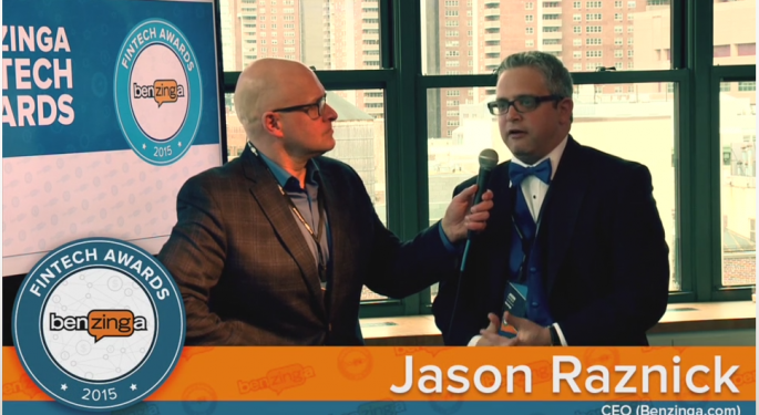 Benzinga Founder Jason Raznick Discusses How Fintech Is Changing The Markets For Consumers
