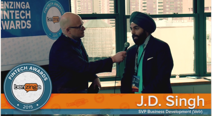 Vetr's JD Singh Explains How To Curate Opinions Into Actionable Market Data