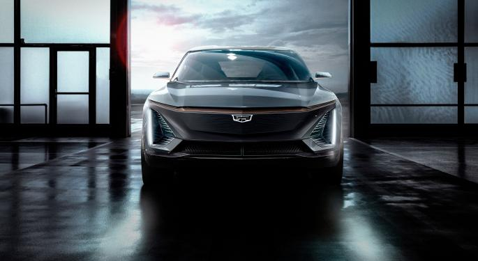 Cadillac Loses 150 Dealers After GM Asks Them To Upgrade Stores For Electric Vehicles