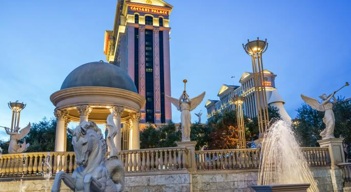 Carl Icahn Reportedly Takes New Stake In Caesars Entertainment
