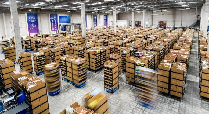 Alibaba Moves Into Japan With Third-party Logistics Offering