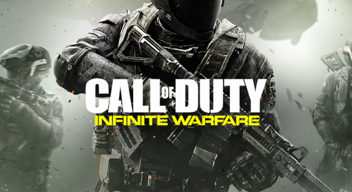 'Call Of Duty' Shirks Duty Call, But Activision Still Delivers