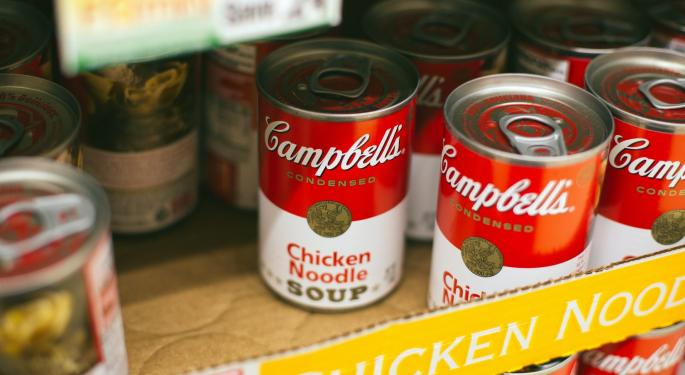 Campbell Soup Gets Sales Boost As Consumers Still Loading Pantries Even After The Economy Reopening