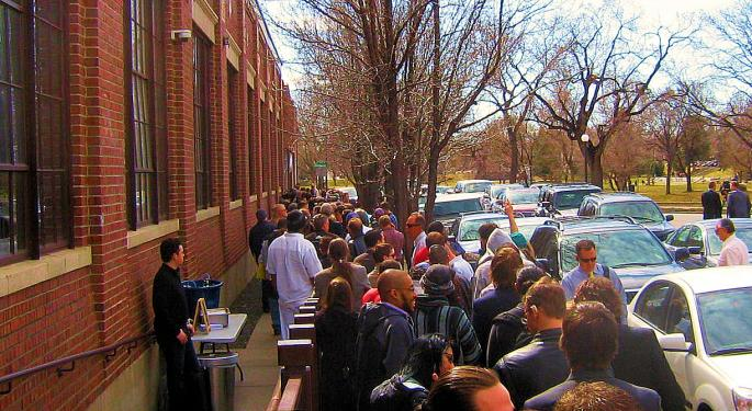 First Cannabis Job Fair EVER Highlights Marijuana Industry's Rapid Growth