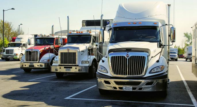 Where AI, Data, Blockchain Fit In The Trucking Industry