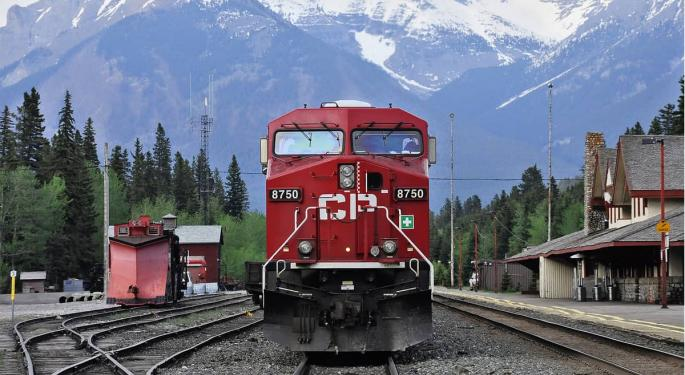 Canadian Pacific Seeks To Build Vancouver-area Transload And Logistics facility