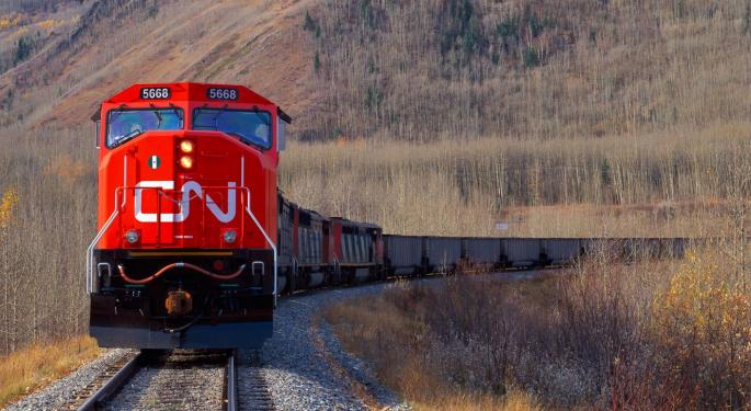 BofA Downgrades Canadian National Railway After CEO Resignation