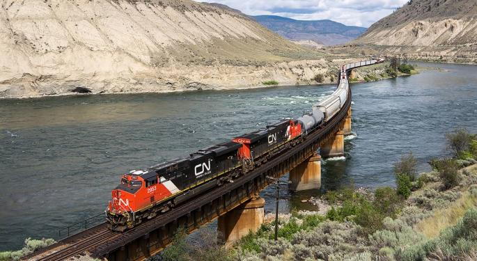CN Benefits From British Columbia's Growing Propane Exports