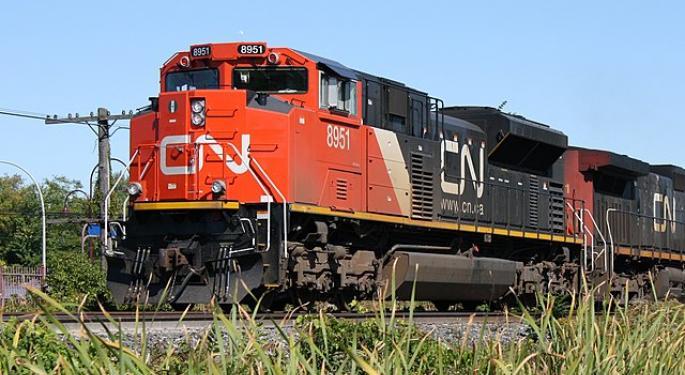 Canadian National Bids $33.7B For Kansas City Southern