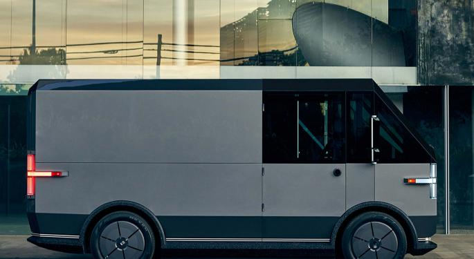 Canoo Unveils Multi-Purpose Electric Delivery Vehicle Ahead Of SPAC Merger Plan