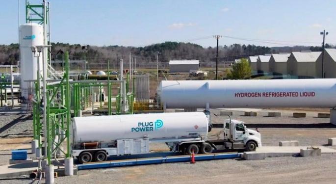 Plug Power se prepara para expandir su negocio en Asia
