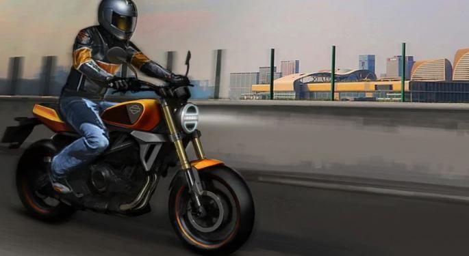 Harley-Davidson Inks New Partnership In China