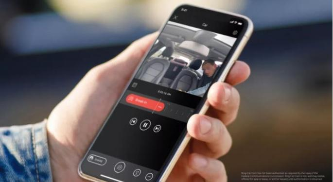 Ring Teams With Tesla To Enhance Security With Built-In Cameras
