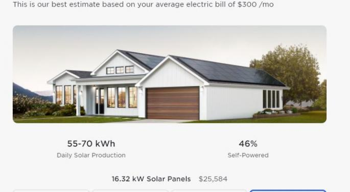 Tesla Changes Up Solar Offerings, Renaming Small, Medium And Large Options