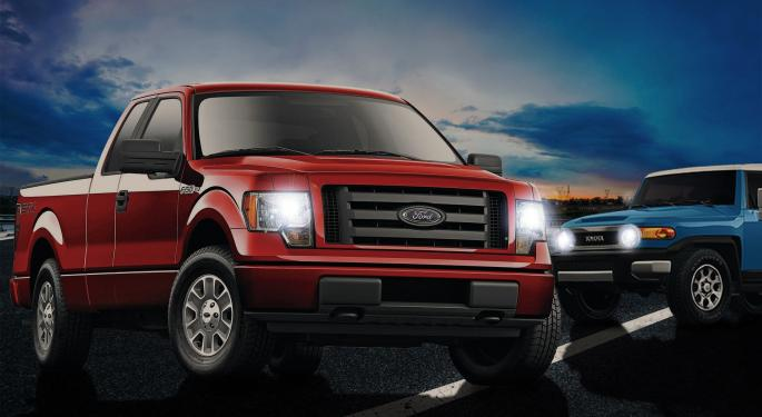 Goldman Sachs Upgrades Ford To Buy, Restructuring Plan Yields Favorable Opportunities