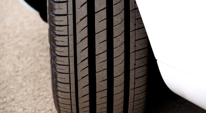 Goldman Sachs: Goodyear Tire Has 20% Downside Potential