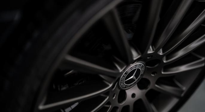 CES 2020: Mercedes-Benz Creates Avatar-Inspired Concept