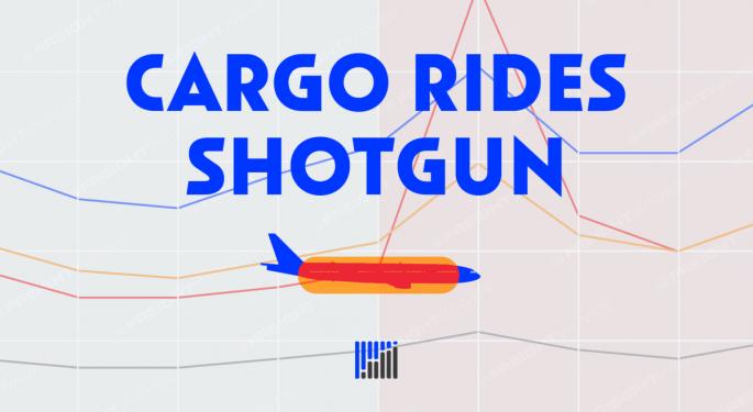 Cargo Rides Shotgun