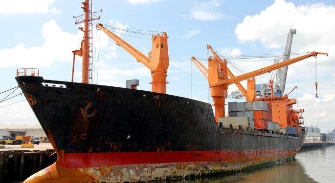 5 Dry Bulk Shipping Stocks Moving In Sympathy With Diana Containerships Outsized Move