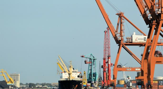 Port Report: Mobile Readying For Big Ships With Dredging Project
