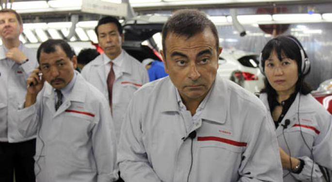 Former Nissan CEO Ghosn Was Set Up By Company Executives: Bloomberg